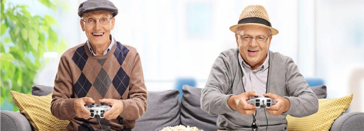 hobbies for the elderly